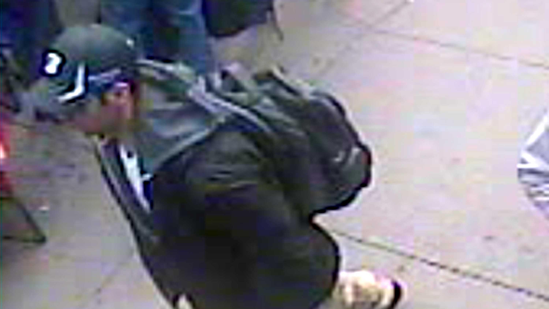 FBI suspect 1 backpack