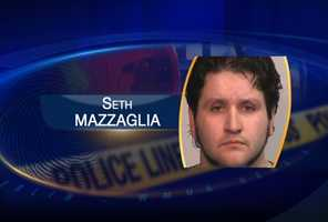 On April 23, Mazzaglia was indicted on first- and second-degree murder charges. He allegedly used a rope to strangle Marriott during a felonious sexual assault.