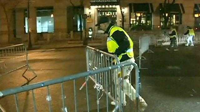Boylston Street reopens after bombings