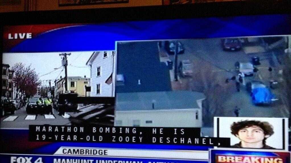 Zooey captioning error