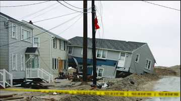 Long Beach Island, NJ before
