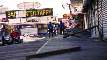 Seaside Heights, NJ before