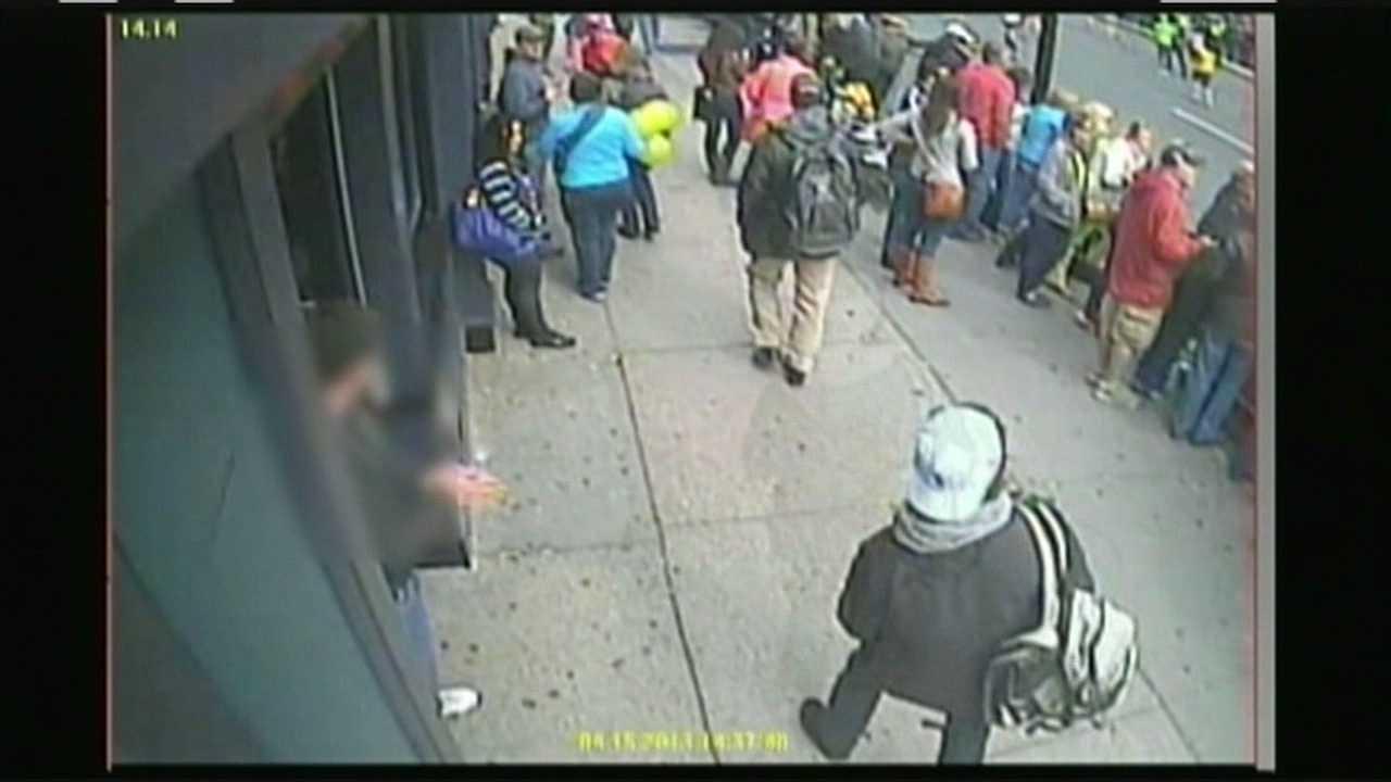 FBI probes broader plot in bombings, wife's DNA taken