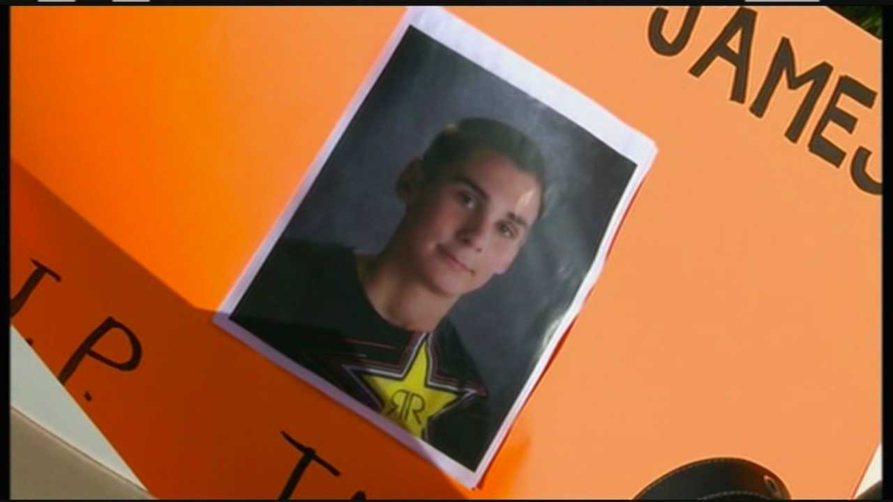 Family outraged by misdemeanor charges in teen's dirt bike death