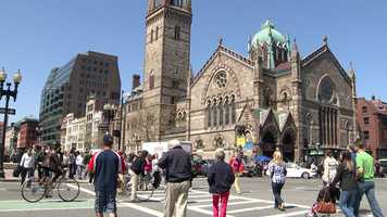 """The country has rallied behind the city of Boston in the wake of the recent bombings. Millions have rallied around the words #BostonStrong and thousands showed this weekend that """"Boylston is Back."""""""