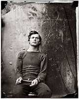 Lewis Paine was hanged in July 1865 after being convicted of his role as a co-conspirator in the assassination of President Abraham Lincoln. He is buried at the Geneva Cemetery in Seminole County, Fla.