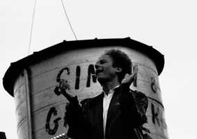 "September 11, 1973: Art Garfunkel finally released his debut album ""Angel Clare"" 17 years after he started his career."