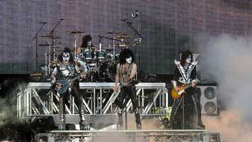 January 30, 1973: Kiss perform their first concert, at the Coventry Club in Queens.
