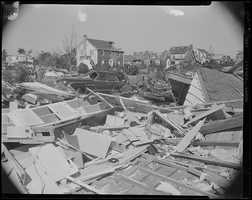 According to National Weather Service estimates, over 10,000 people were left homeless as a result of the tornado.