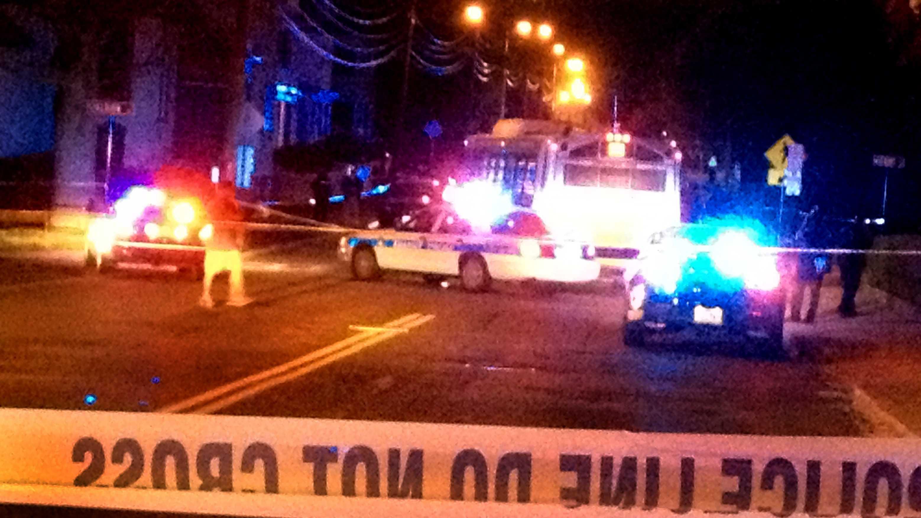 MBTA bus crash