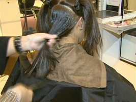 The treatment, a salon craze, transforms unruly tresses into something from a shampoo commercial.
