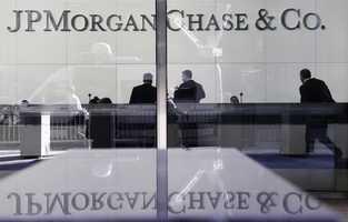 6.) J.P. Morgan Chase