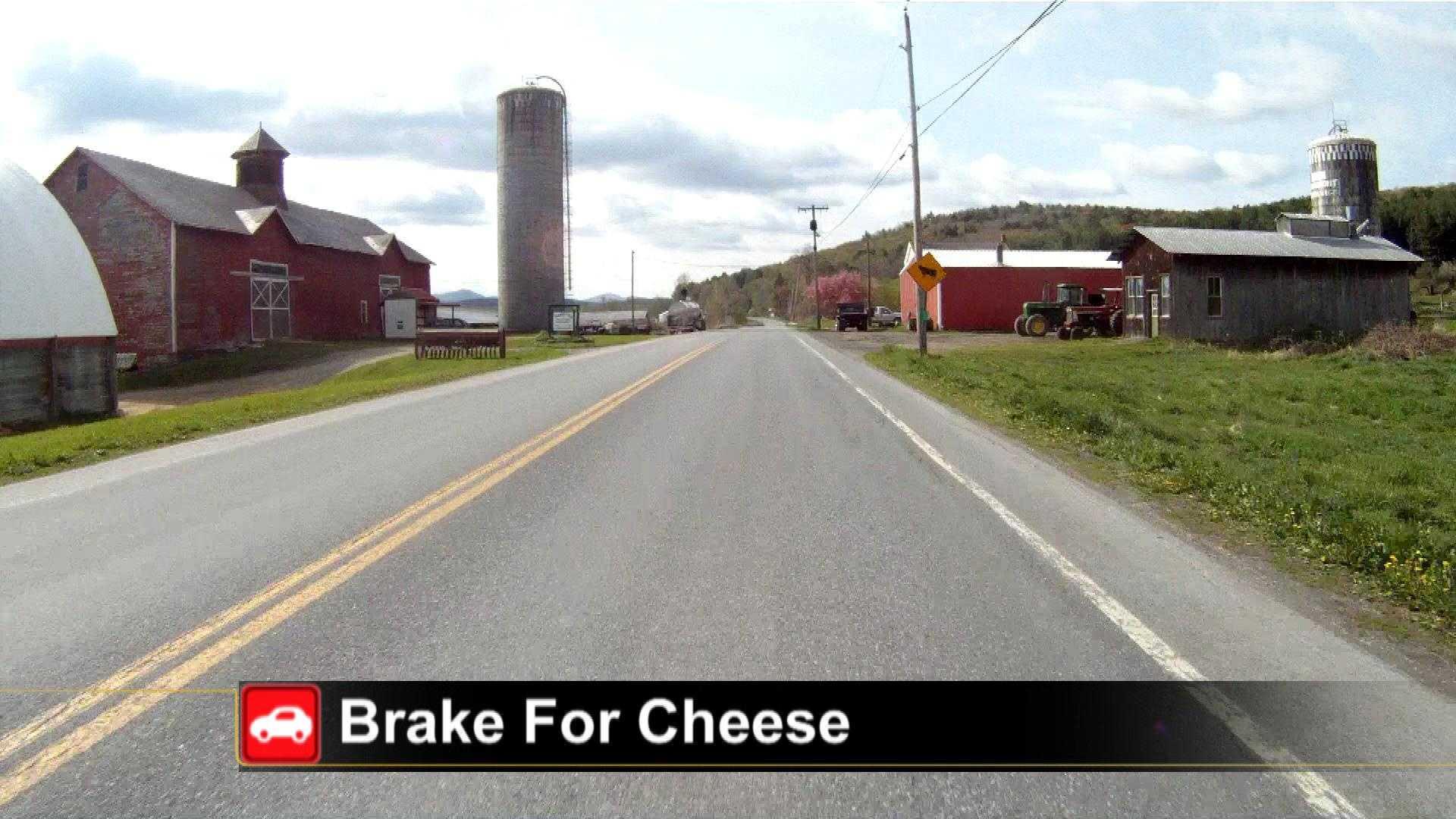 MSBR Cheese Trail