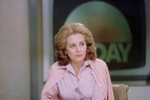 Walters began her career in 1961 at NBC's Today Show as a writer and researcher.