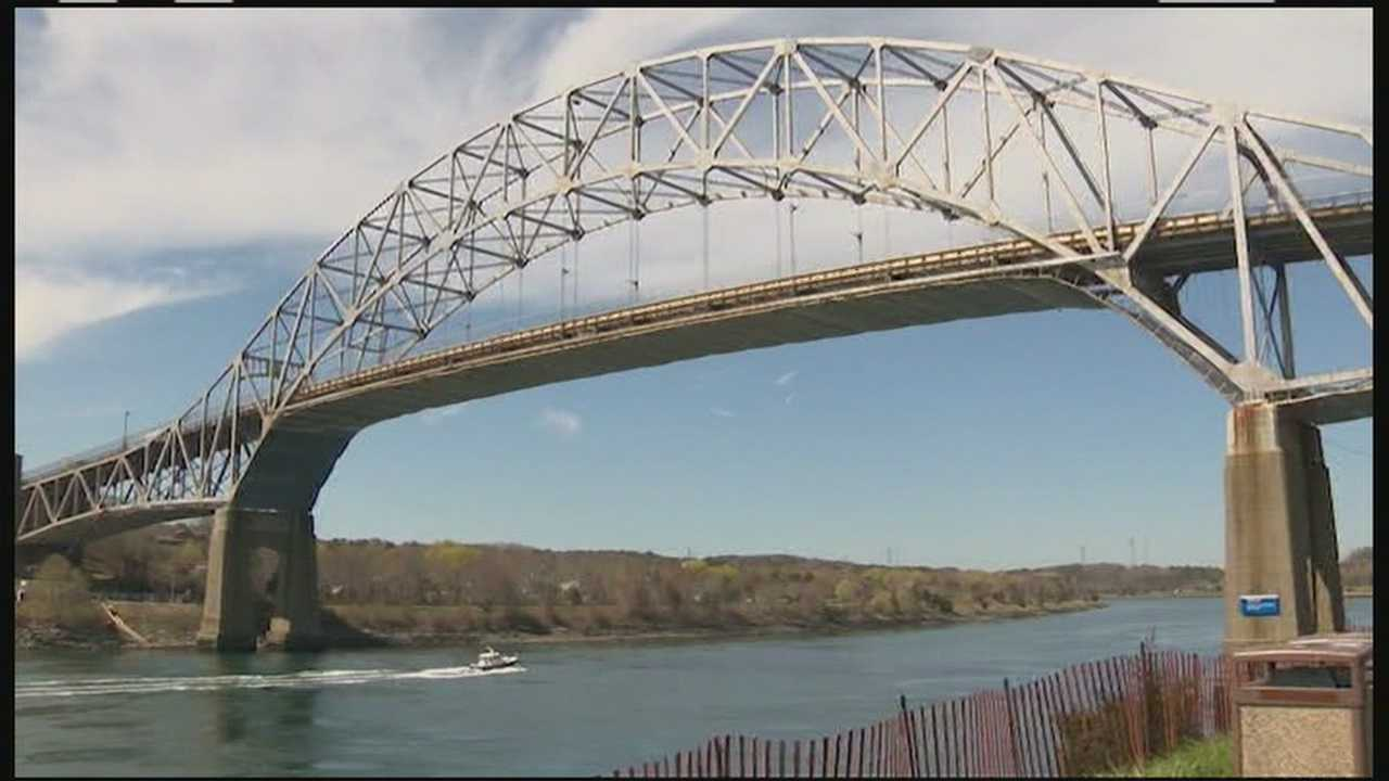 Sagamore Bridge gets summer makeover