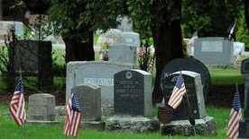 Hopkinton Grave