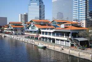 4.) (Tie) Jacksonville, FL