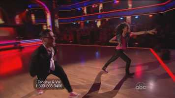 "An experienced hip-hop dancer, Zendaya had Tonioli gushing with admiration. ""You've got to be kidding me. Just get out of here! I mean, that was ridiculous!"" he said. ""So cool it gives me chills … you were just, ugh! Incredible … Zendaya forever!"""