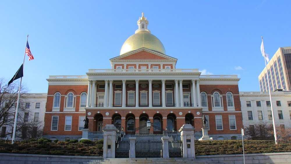 Beacon Hill, Boston, Legislature.JPG