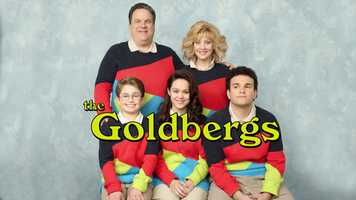 """THE GOLDBERGS"" Before there were parenting blogs, trophies for showing up and peanut allergies, there was a simpler time called the '80s. For geeky 11-year-old Adam (Sean Giambrone) these were his wonder years, and he faced them armed with a video camera to capture all the crazy. The Goldbergs are a loving family like any other, just with a lot more yelling. Mom Beverly (Wendi McClendon-Covey) is a classic ""smother,"" an overbearing, overprotective matriarch who rules this brood with 100% authority and zero sense of boundaries. Dad Murray (Jeff Garlin) is gruff, hot-tempered and trying to parent without screaming. Sister Erica (Hayley Orrantia) is 17, hot, terrifying and not one to mess with. Barry (Troy Gentile) is 16, a grade-A spaz with classic middle child syndrome. Adam (Sam Giambrone) is the youngest, a camera-wielding future director who's crushing on an older woman. Rounding out the family is beloved grandfather Al ""Pops"" Solomon (George Segal), the wild man of the clan, a shameless Don Juan who's schooling Adam in the ways of love. When Pops buys a new sports car and offers his Caddy to middle child Barry, it's enough to drive this already high-strung family to the brink of chaos."