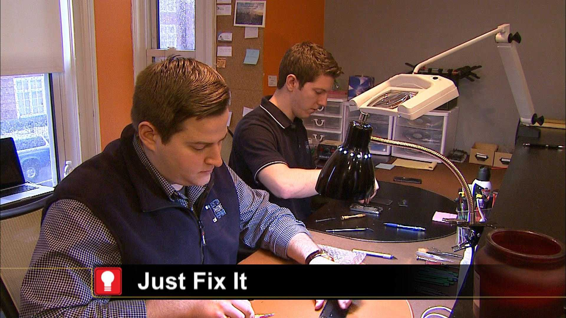 Image: Just Fix It