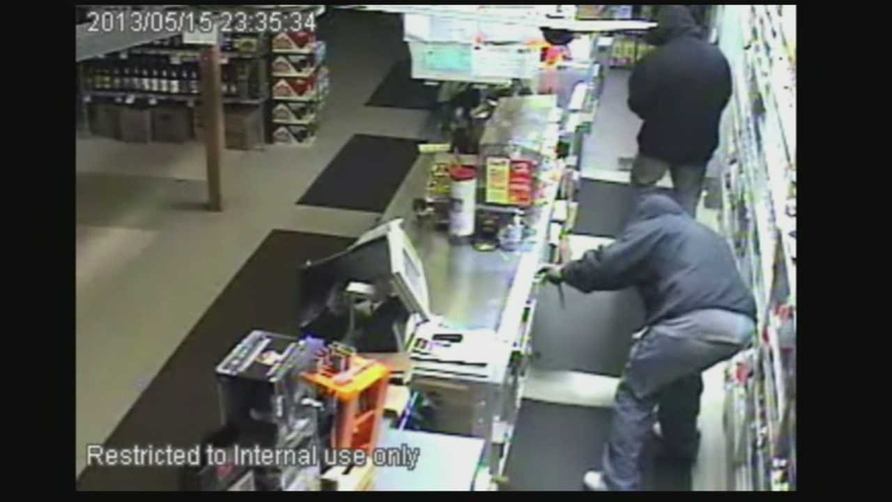 Cigarettes stolen from Pelham store