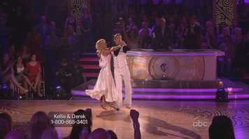 """Tonioli told Pickler the routine was, technically, """"a tour de force. You could not have put in more content if you tried … it really is fantastic."""""""