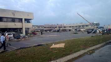 Moore Tornado May 20 2013