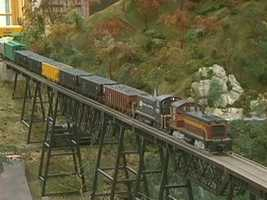 Dan Bigda worked for Lionel Trains for several years.