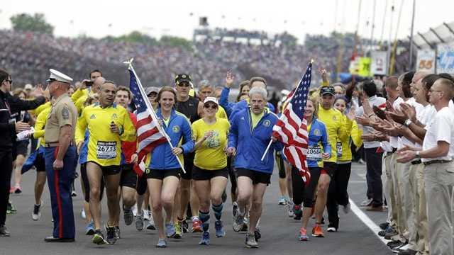 Indianapolis Boston Marathon
