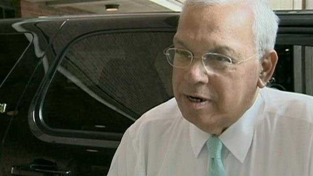 'I'm strong,' Mayor Menino says before surgery