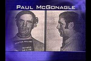 Paul McGonagle was a leader of the Mullen Gang, a South Boston street crew involved in burglary and armed robbery. He was allegedly killed by Bulger in Nov. 1974.Jury found prosecutors proved their case in this death.