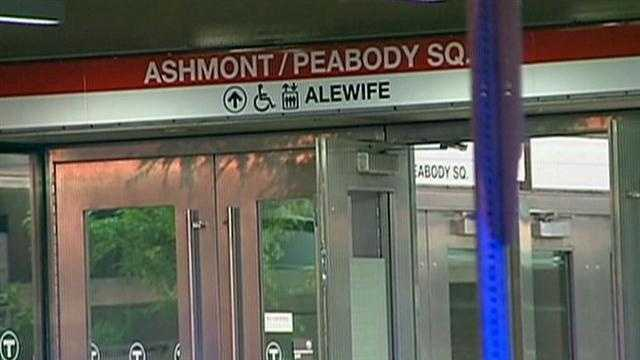 Ashmont Station