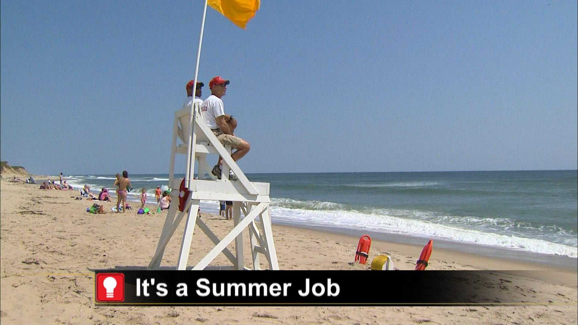 Image: Summer Jobs
