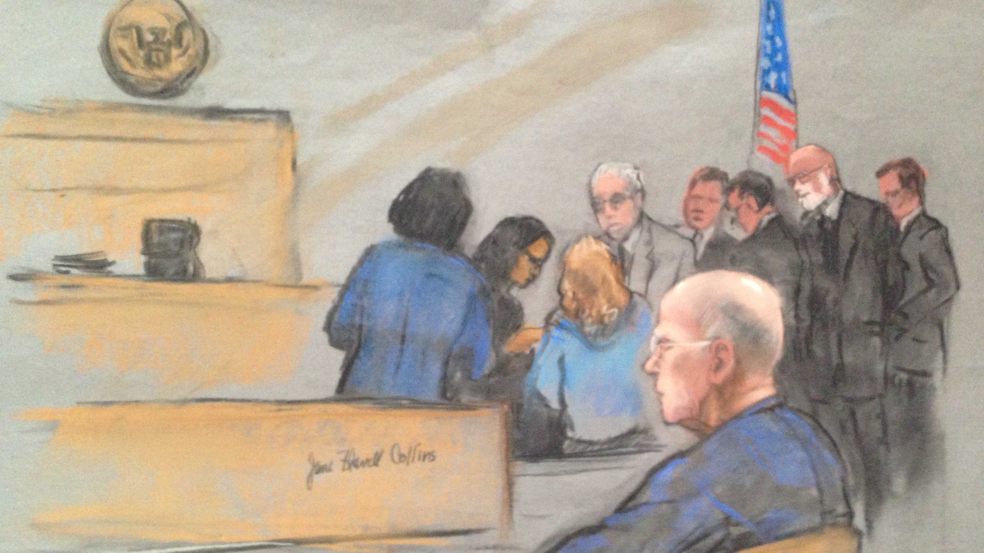 Bulger court sketch 6.11