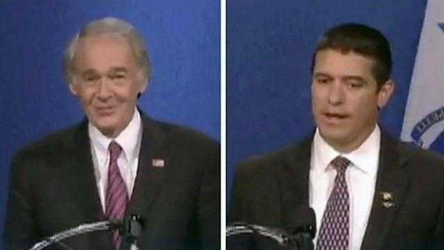 Gomez, Markey debate 6.11
