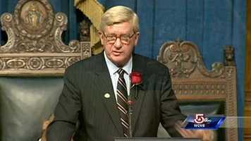 Former Gov. William Weld