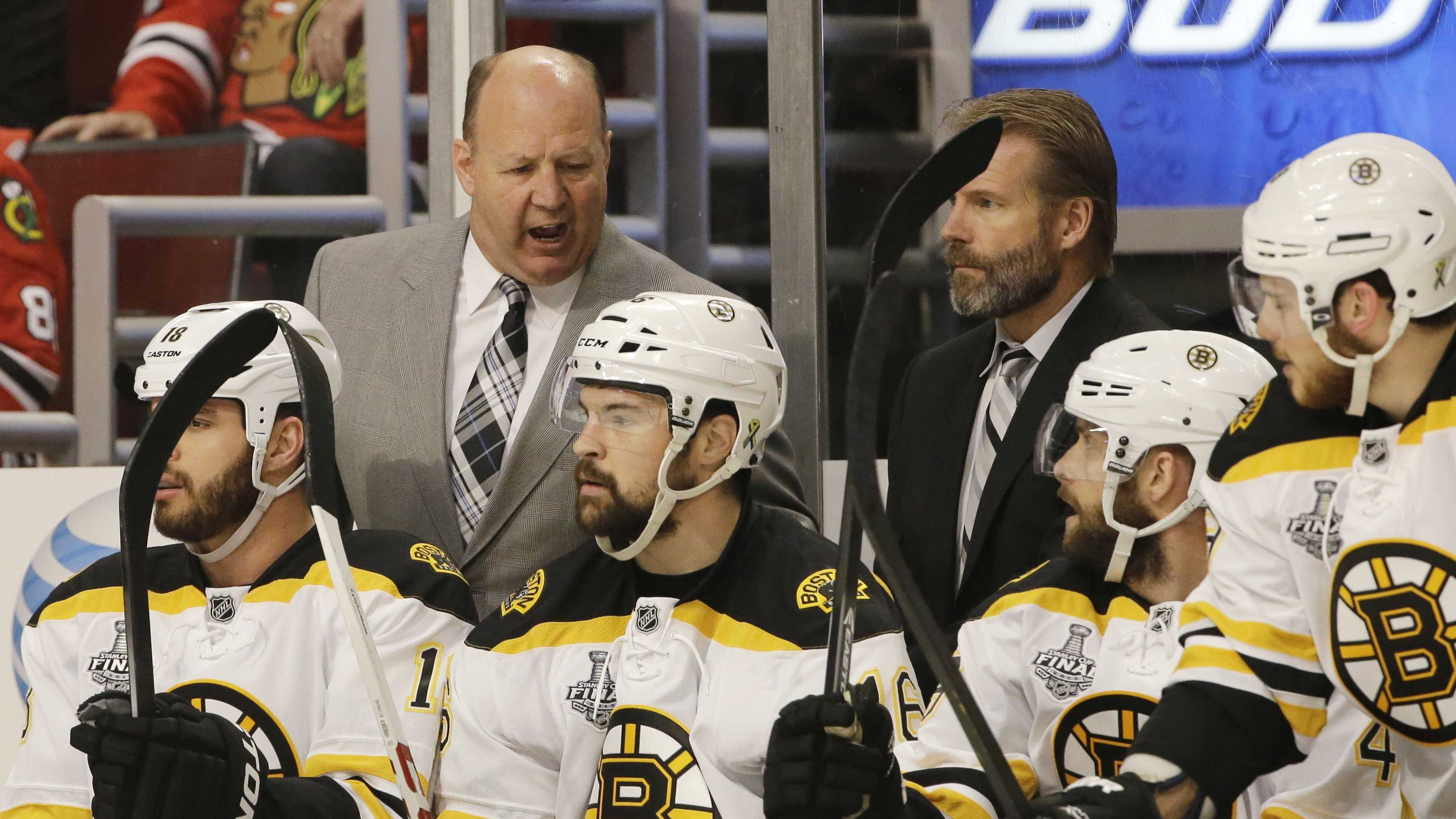 Claude Julien vs. Blackhawks 061213