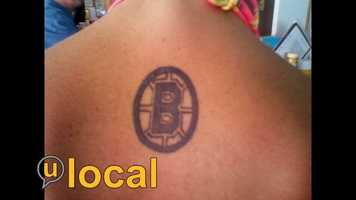 My Tattoo for another Bruins Stanley Cup