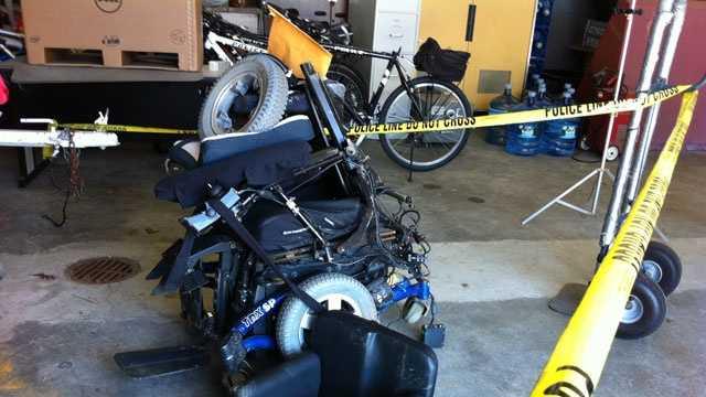 Somerset - wheelchair
