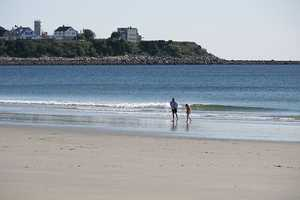 "Hampton Beach State park was one of four ""Superstar"" beaches in the US in 2011 for having ""perfect water quality"" testing results for the past three years. (Natural Resources Defense Council)"