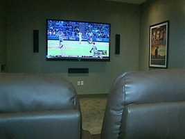 Tenants enjoy indoor movie theaters.