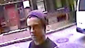 Assault suspect photo