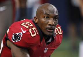 Talib was indicted in 2011 and charged with firing a gun at his sister's boyfriend.