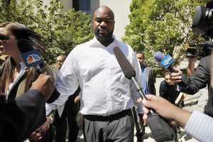 The crash involving Haynesworth left another driver partially paralyzed.
