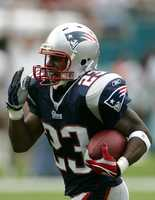 In 2006, the Patriots drafted safety Willie Andrews, four years after he was sentenced to 30 days in jail for a gun possession conviction.