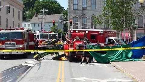 Man killed in Bangor parade