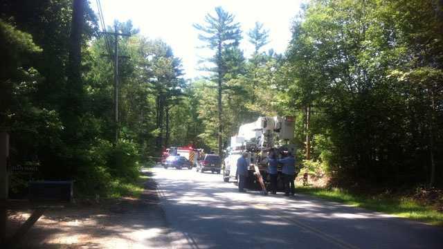 Middleborough crash
