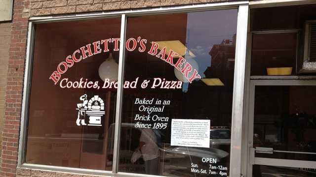 Boschetto's Bakery