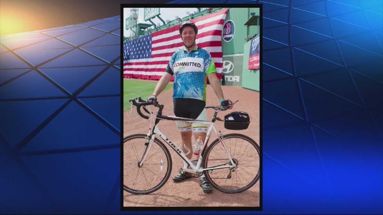 Bike of cancer survivor, PMC rider stolen